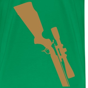 Sniper Rifle in your belt - Men's Premium T-Shirt