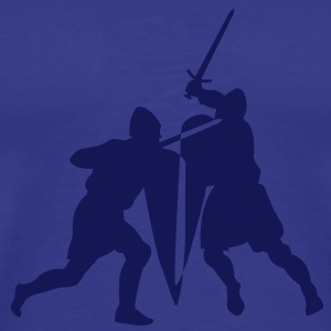 Sword fight T-Shirts - Men's Premium T-Shirt