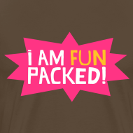 Design ~ I AM FUN PACKED! by kidd81.com