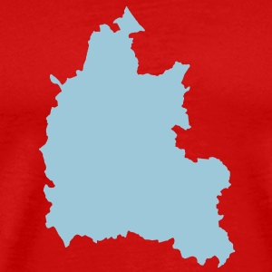 Oxfordshire UK County T-Shirts - Men's Premium T-Shirt