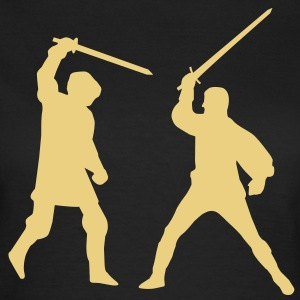 Sword fight T-Shirts - Women's T-Shirt