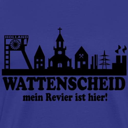Skyline Wattenscheid - Mein Revier ist hier