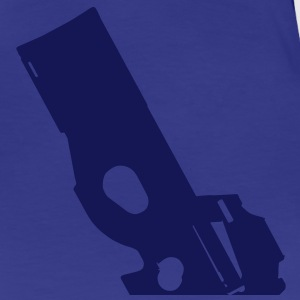 FN P90 in your belt for Ladies - Women's Premium T-Shirt