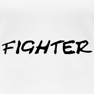 Fighter T-Shirts - Frauen Premium T-Shirt