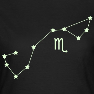 zodiac, constellation, scorpio T-Shirts - Women's T-Shirt