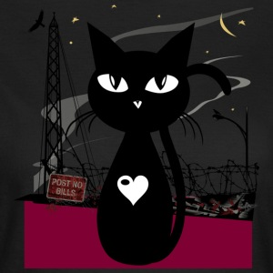 Street cat T-Shirts - Frauen T-Shirt