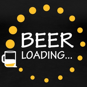 beer_loading T-Shirts - Women's Premium T-Shirt