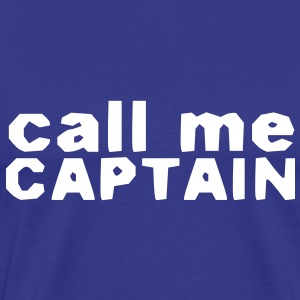 Captain Shirt - Men's Premium T-Shirt