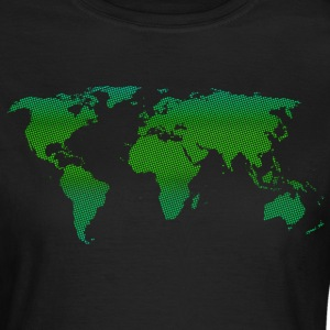 Green World T-Shirts - Women's T-Shirt