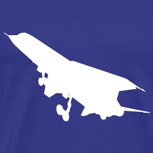 British Aircraft Corporation TSR-2 - Men's Premium T-Shirt