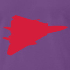 Grumman F-14 Tomcat Fighter Jet - Men's Premium T-Shirt