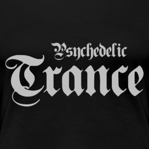 psychedelic trance T-shirts - Vrouwen Premium T-shirt