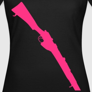 Lee Enfield Rifle Mk III T-Shirts - Women's T-Shirt