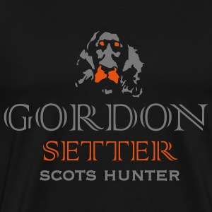 maglietta setter Gordon - Men's Premium T-Shirt