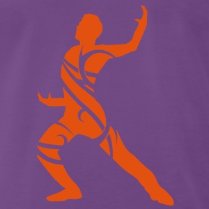 Dance tribal T-shirt - Men's Premium T-Shirt