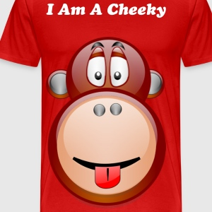 I'm A cheeky Monkey Collection - Men's Premium T-Shirt