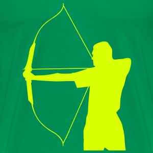 Archery T-shirt - Men's Premium T-Shirt