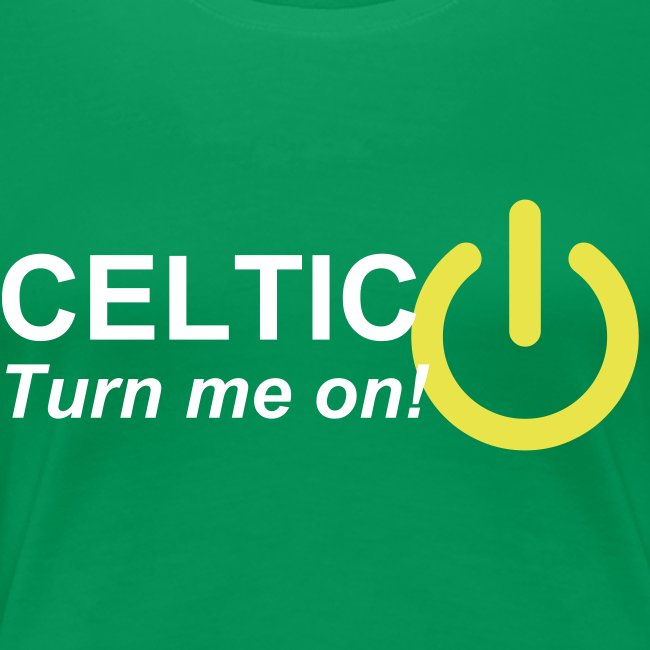 Celtic - Ladies Turn On Plus