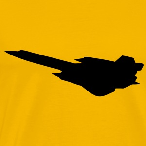SR-71 Blackbird T-Shirts - Men's Premium T-Shirt