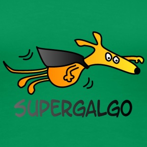 Supergalgo T-Shirts - Frauen Premium T-Shirt