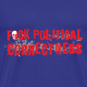 Political correctness T-shirt - Men's Premium T-Shirt