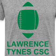 Design ~ Lawrence Tynes Celtic Tee
