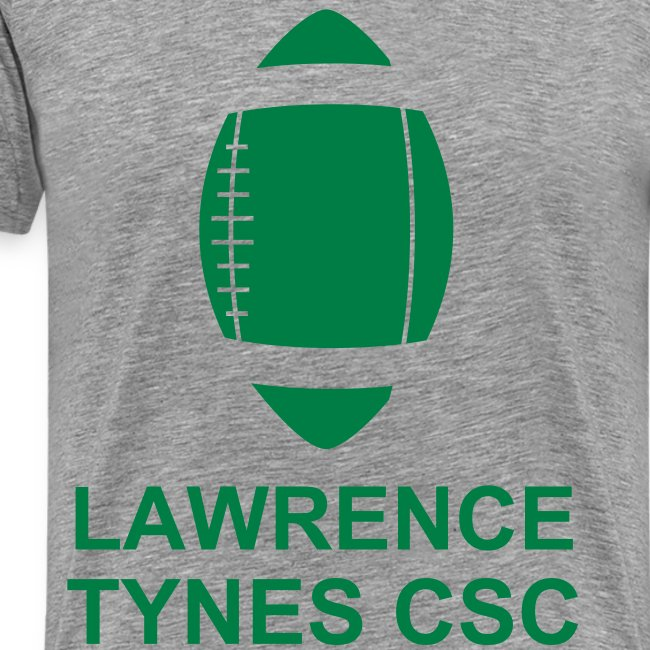 Lawrence Tynes Celtic Tee