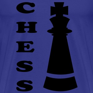 Chess Men's T-shirt - Men's Premium T-Shirt
