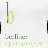 Motiv ~ Damen Premium T-Shirt Berliner Operngruppe