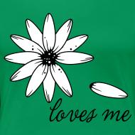 Design ~ Loves me, loves me not T-shirts