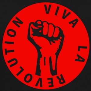 1 colors - Viva la Revolution - Working Class Unity Against Capitalism T-shirts - Premium-T-shirt herr
