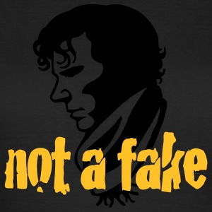 Not a fake T-Shirts - Frauen T-Shirt