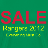 Design ~ Rangers Sale - Green