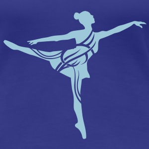 Dance tribal T-shirt - Women's Premium T-Shirt