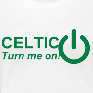 Design ~ Celtic - Ladies Turn On Plus - Green