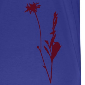 Pair of Wild French Alpine Flowers - Men's Premium T-Shirt