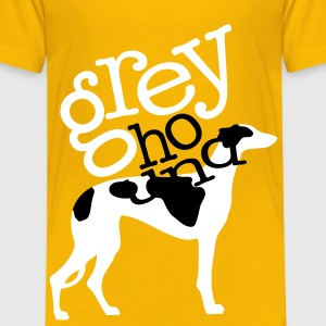 GrEyHoUnD Tee shirts - T-shirt Premium Enfant