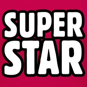 SUPERSTAR T-Shirt - Frauen Premium T-Shirt