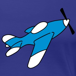 airplane T-shirts - Vrouwen Premium T-shirt