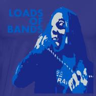 Design ~ Loads of Bands - Colin Grigson Bad News T-Shirt