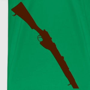 Lee-Enfield Rifle in your belt  - Men's Premium T-Shirt