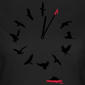 Doomsday Bird Clock T-shirts - T-shirt dam