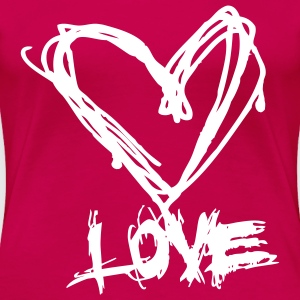 Love like blood T-Shirts - Women's Premium T-Shirt