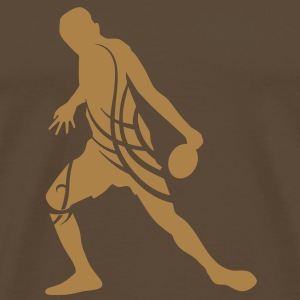 Table tennis tribal T-shirt - Men's Premium T-Shirt