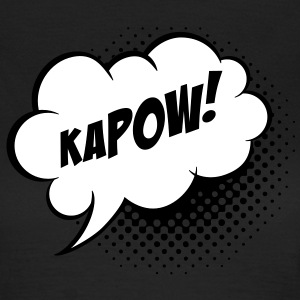 Speech balloon Kapow! T-shirts - Dame-T-shirt