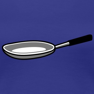 cooking_pan T-skjorter - Premium T-skjorte for kvinner