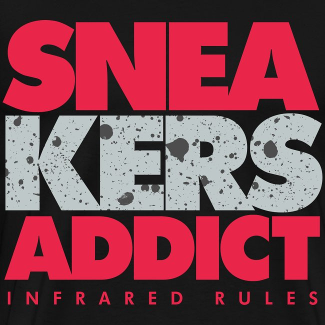 """T-Shirt Infrared Rules """"Black"""""""
