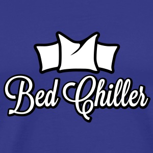 Bed Chiller | Bachelor T-Shirts - Herre premium T-shirt