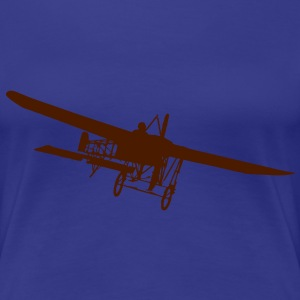 Louis Blériot XI Monoplane for Ladies - Women's Premium T-Shirt