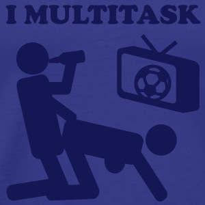 I Multitask - Men's Premium T-Shirt